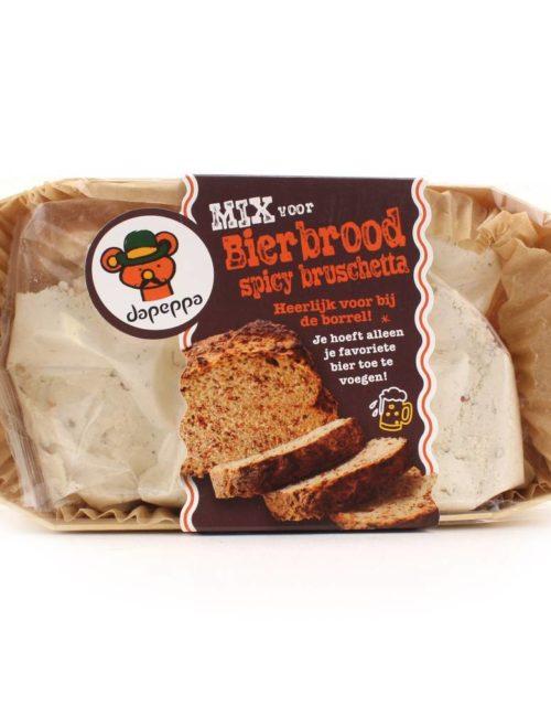 Dapeppa - Bierbrood spicy bruhetta 400gr