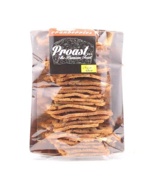 Proast - Cranberry hazelnoot toast 100gr