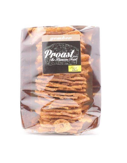 Proast - Gember cashew toast 100gr