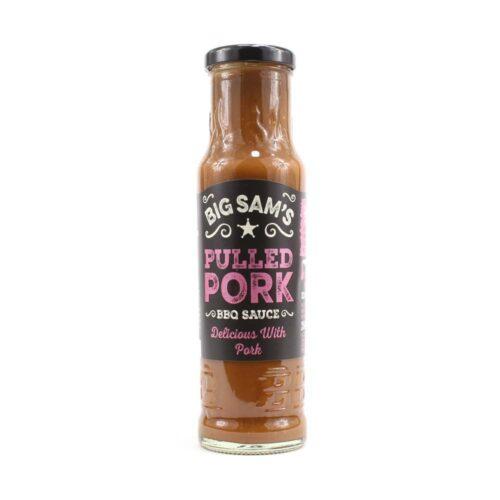 Big Sam's - Pulled pork sauce 250ml