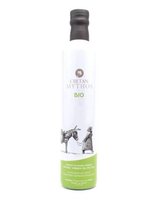 Cretan Mythos - Dorica biologische extra vergine olijfolie 500ml