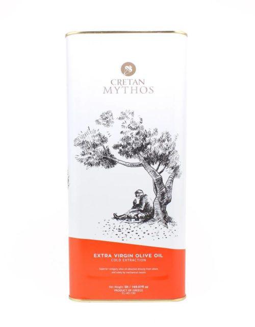 Cretan Mythos - Extra vergine olijfolie 5l