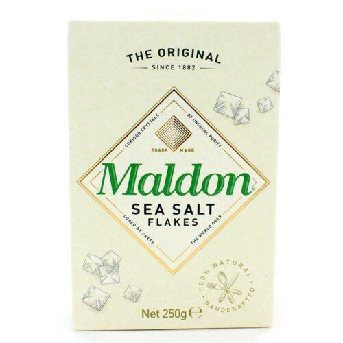 Maldon - Sea salt flakes 250 gr