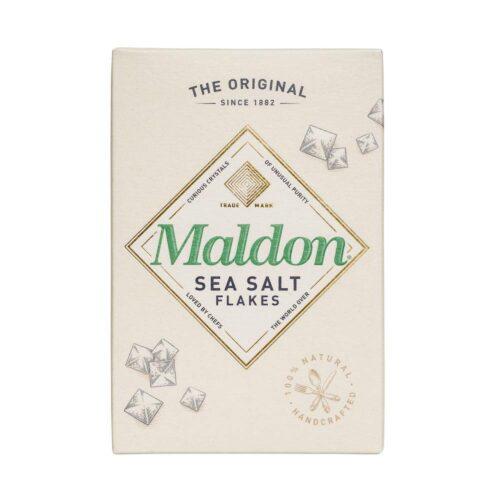 Maldon - Sea salt flakes 125 gr