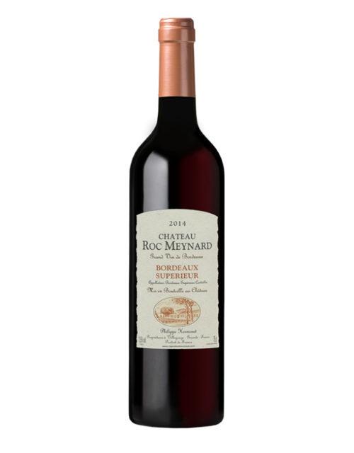 Vignobles Hermouet - Château roc meynard bordeaux superieur A.O.C. 750ml