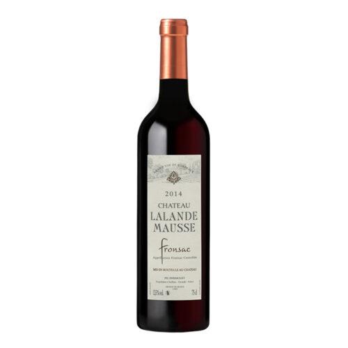 Vignobles Hermouet - Château lalande mausse 750ml