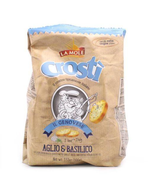 La Mole - Crosti basilicum 100gr