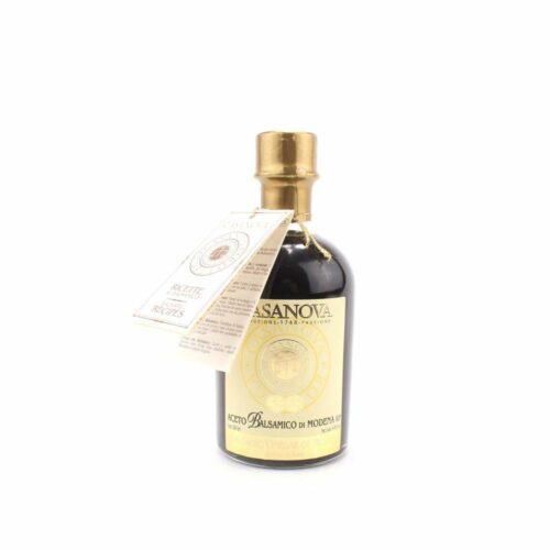 Casanova - Balsamico azijn klassiek serie 4 (4 jaar oud)  250ml