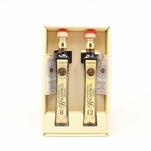 Casanova - Giftbox 8 en 12 jaar 2 flesjes 40ml