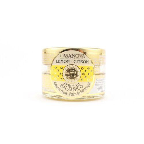 Casanova - Balsamico parels citroen 50gr