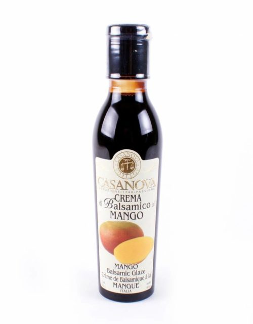 Casanova - Crema balsamico mango 180ml