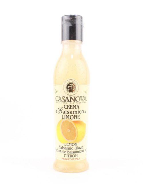Casanova - Crema balsamico citroen 180ml