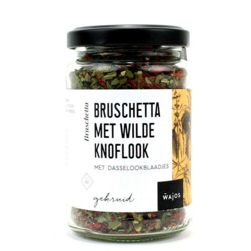 Wajos - Bruchetta wilde knoflook 60gr