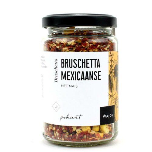 Wajos - Bruchetta mexicaanse mix 75gr