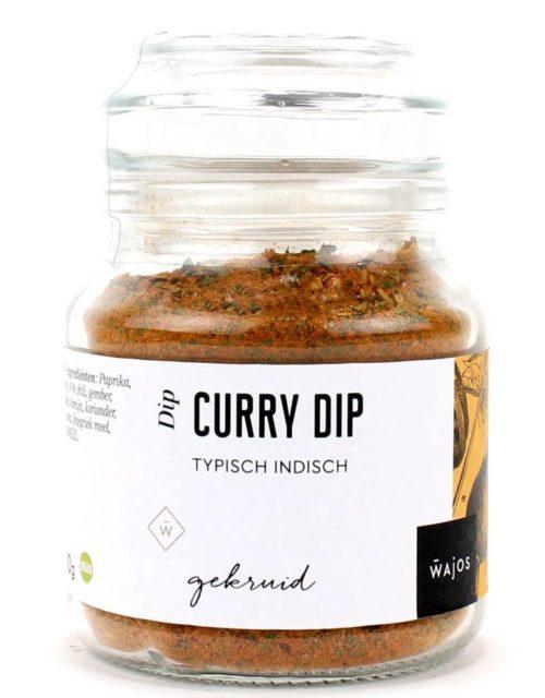 Wajos - Dipper Indian curry 100gr