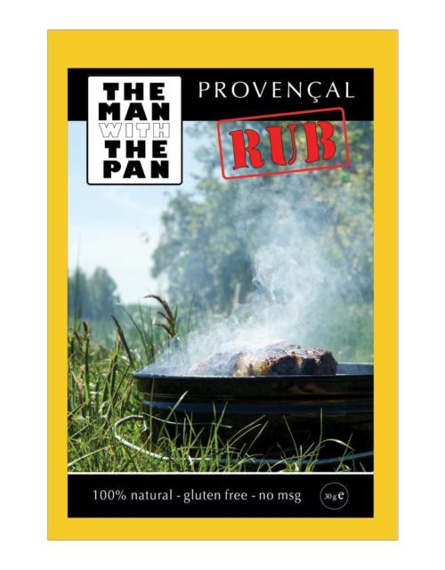 The Man with the Pan - Provencaalse rub 30gr