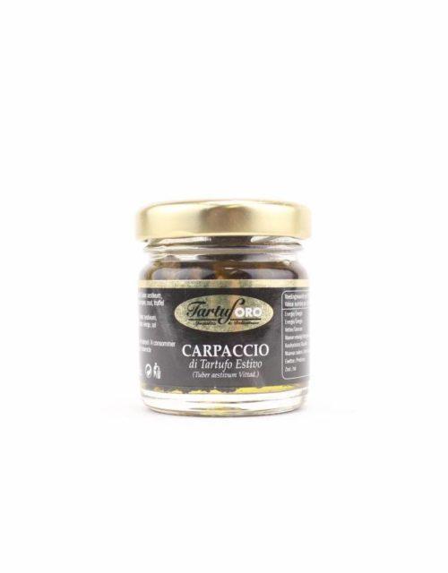 Tartufo - Truffelcarpaccio 30gr
