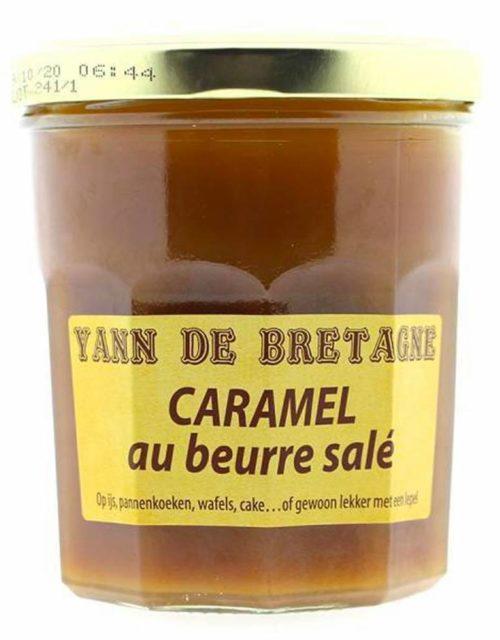 Yann de Bretagne - Caramel met zeezout 340gr