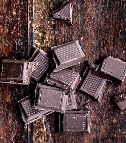 chocolate and love chocolade stukjes