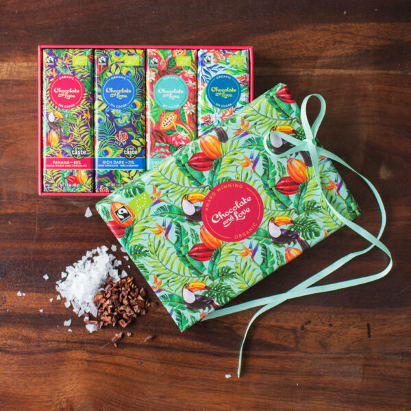 chocolate and love giftbox Panama repen
