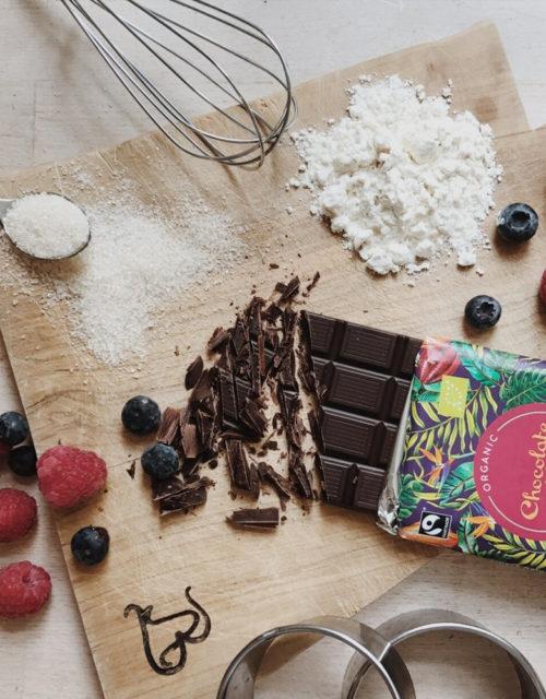 chocolate and love Panama reep