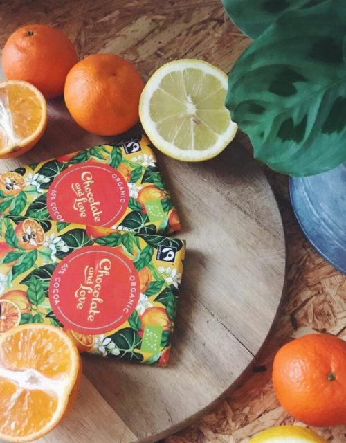 chocolate and love sinaasappelreep