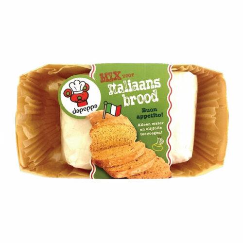 dapeppa mix voor italiaansbrood