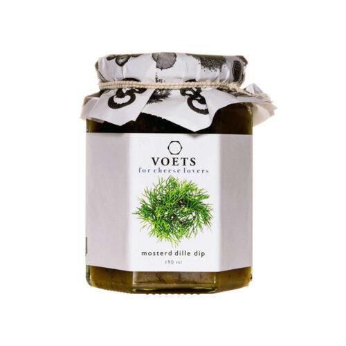voets specialiteiten mosterd dille saus