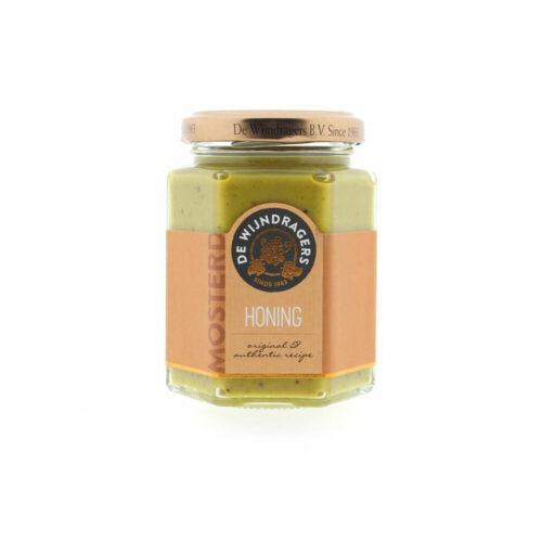 De Wijndragers - Honingmosterd 195gr