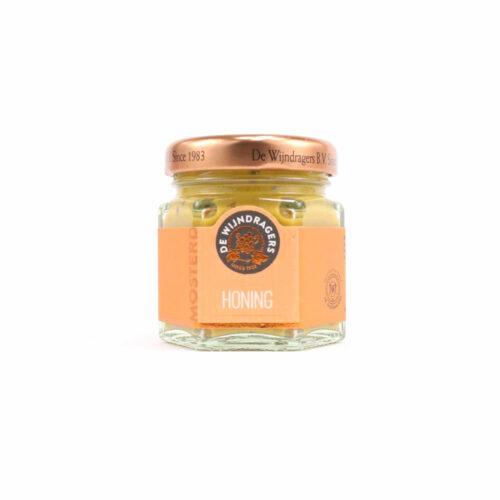 De Wijndragers - Honingmosterd mini 45gr