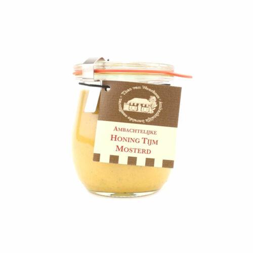 Theo van Woerkom - Honing tijm mosterd 200gr