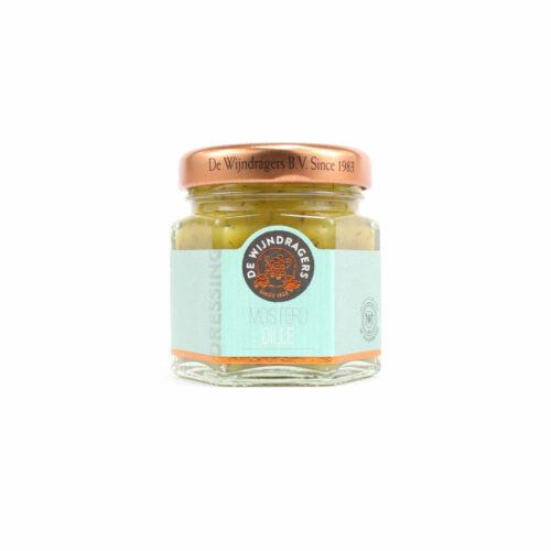De Wijndragers - Honing tijmmosterd mini 45gr
