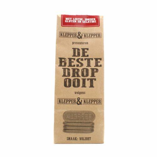 Klepper en klepper beste drop ooit vol zoet