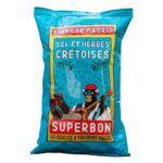 Superbon - Cretan herbs chips 135gr