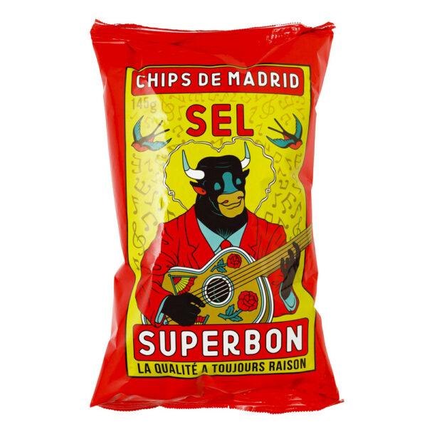 superbon chips naturel