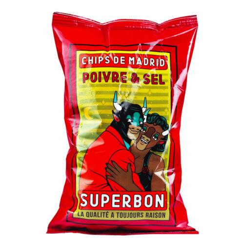 superbon chips zeezout en peper