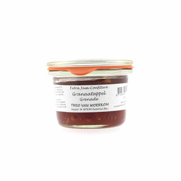 Theo van Woerkom - Mini confiture granaatappel 80gr