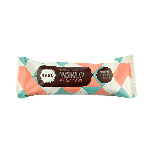 Marshmallow Bar Dark Chocolate & Sea Salt Caramel