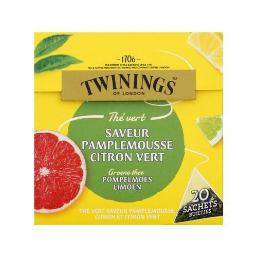 Twinings - grapefruit lemon & lime