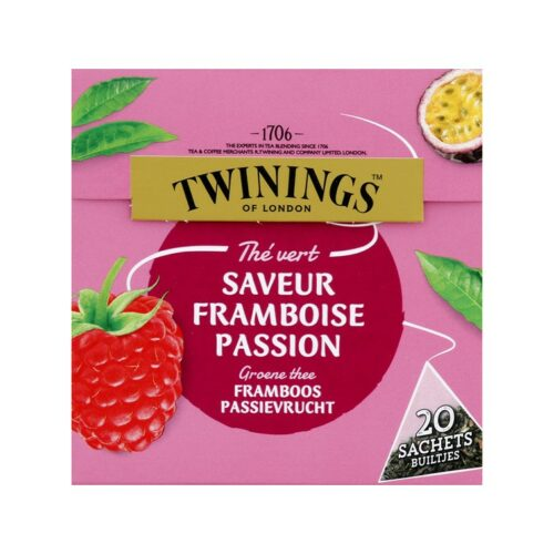Twinings - raspberries & passionfruit