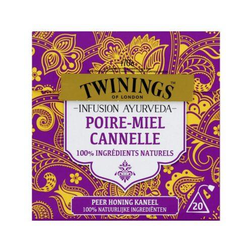 Twinings - ayurveda peer honing kaneel