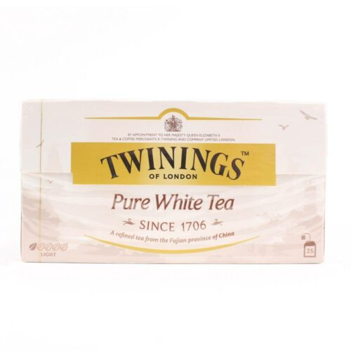 twinings white thee