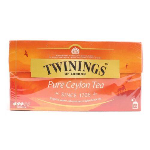 6127 twinings pure ceylon thee