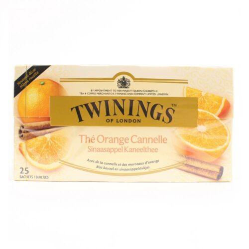 6131 twinings orange cinnamon