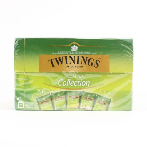 6143 Twinings - green collection