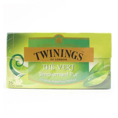 6144 twinings simpele groene thee