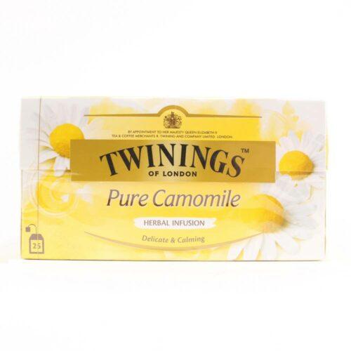 6150 twinings pure camille 25 stuks theezakjes