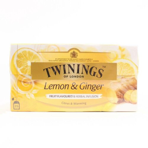 6155 twinings lemon and ginger thee