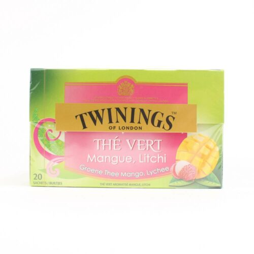 6233 Twinings - green mango-litchi