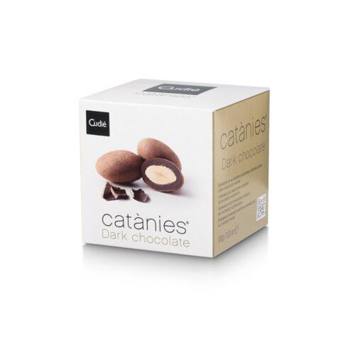 Cudié Catànies - catanies coffee dark chocolate 100gr